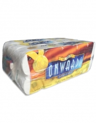 Onwards - Bathroom Tissue 3BD x 10 Rolls x 333 sheets 3ply