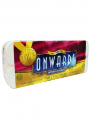 Onwards - Bathroom Tissue 10 Rolls x 500 Sheets