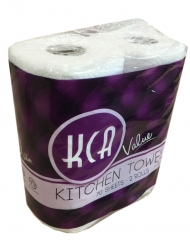 KCA - Value Kitchen Towel  2 Rolls x 70Sheets