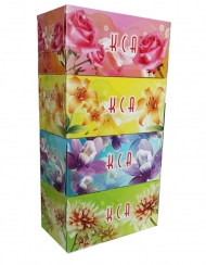 KCA - Value Box Tissue4 Boxes x 170 Sheets