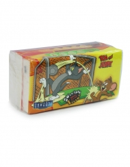 Onwards - Tom & Jerry Travel Pack 3 Packs x 50sheets 3ply