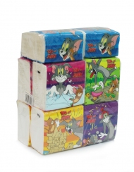 Onwards - Tom & Jerry Mini Travel 10 Packs x 150 Sheets