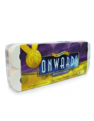 Onwards - Bathroom Tissue 10 Rolls x 260 sheets 3ply