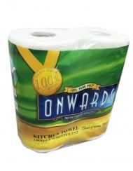 Onwards - Kitchen Towel 2 Rolls x 70 Sheets