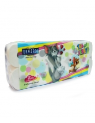 Onwards - Tom & Jerry Bathroom Tissue 10 Rolls x 400 sheets