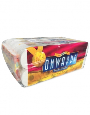 Onwards - Bathroom Tissue <br/>3BD x 10 Rolls x 500 Sheets