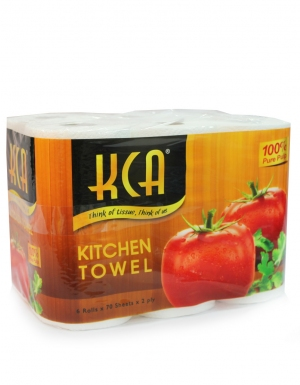 KCA- Kitchen Towel <br/>6 Rolls X 70Sheets
