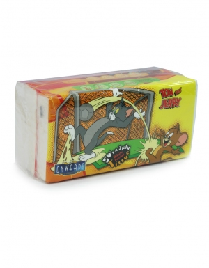 Onwards - Tom & Jerry Travel Pack <br/>3 Packs x 50sheets 3ply
