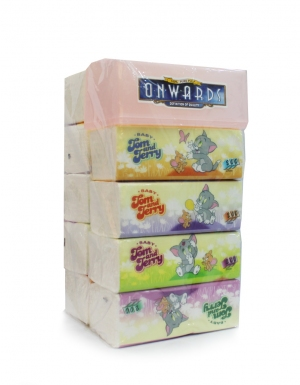 Onwards - Tom & Jerry Infants Travel Pack <br/>9 Packs x 200Sheets + DP
