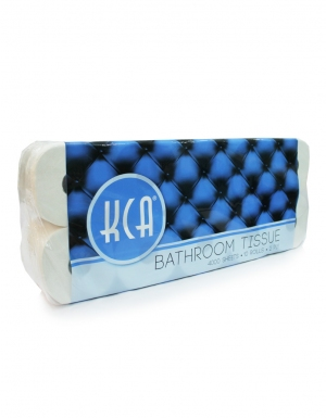 KCA- Bathroom Tissue <br/>10 Rolls x 400 sheets