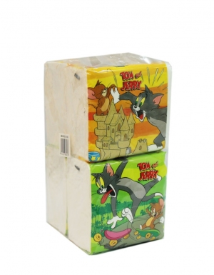 Onwards - Tom & Jerry Mini Travel Pack <br/> 4 packs x 150sheets