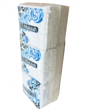 Majulah - Serviette 6 Packs x 80Gms