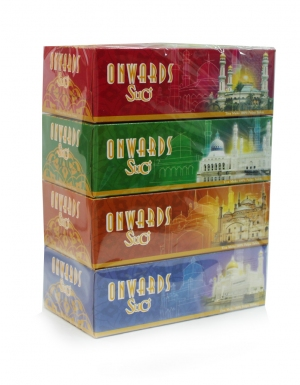 Onwards - Suci Box Tissues <br/>4 Boxes x 90 Sheets